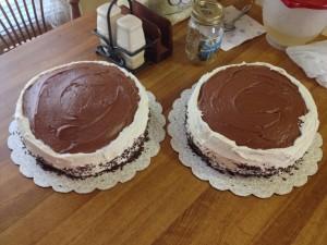 Canasta Cakes